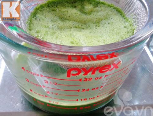 Chè bánh lọt nước cốt dừa thơm ngon-3