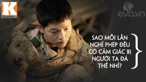 """Đo độ """"mặt dày"""" của Song Joong Ki trong Hậu duệ mặt trời-6"""