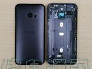 Eva Sành điệu - HTC 10 thiết kế cực nam tính và mạnh mẽ