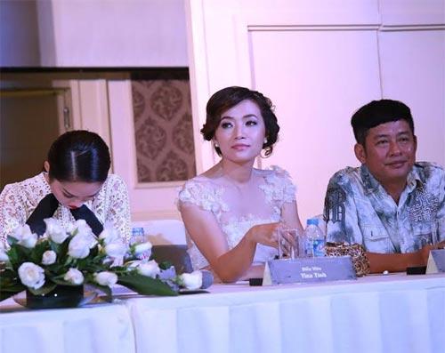 """tinna tinh len tieng ve chuyen """"cach mat"""" duong cam lynh - 1"""