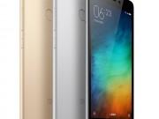 Eva Sành điệu - Xiaomi công bố smartphone Redmi 3 Pro với RAM 3 GB và đầu đọc vân tay