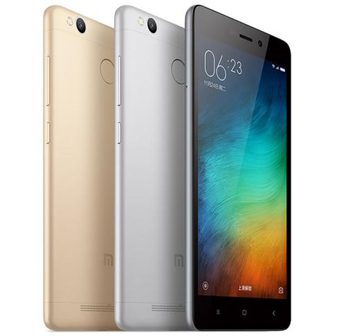 xiaomi cong bo smartphone redmi 3 pro voi ram 3 gb va dau doc van tay - 1