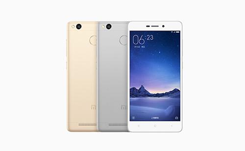 xiaomi cong bo smartphone redmi 3 pro voi ram 3 gb va dau doc van tay - 2