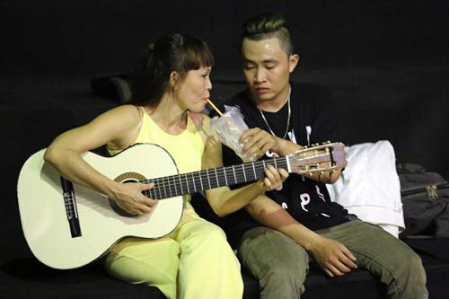 ba me mu va con trai tai xuat vietnam's got talent - 2
