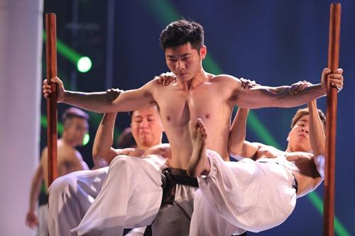 ba me mu va con trai tai xuat vietnam's got talent - 12