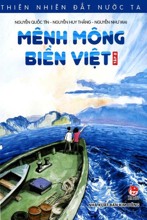 """""""thien nhien dat nuoc ta"""": cam nang thu vi ve non song viet cho thieu nhi - 3"""