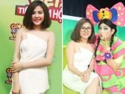 TV Show - Vân Trang đang nghén vẫn chạy show nhiệt tình