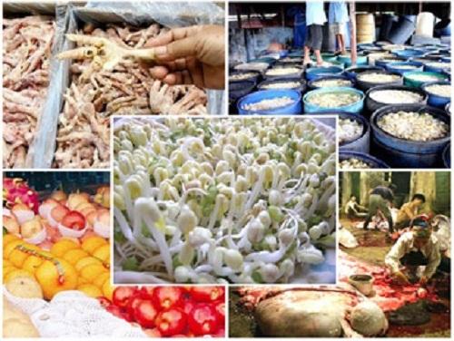 Người Việt đang 'giãy giụa' giữa mê cung thực phẩm bẩn-1