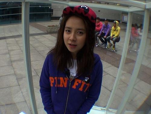 """song ji hyo: tu """"thang duy xu han"""" den nu than van nguoi me - 5"""