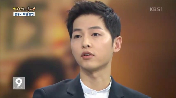 "song joong ki: ""toi chon song hye kyo"" - 3"