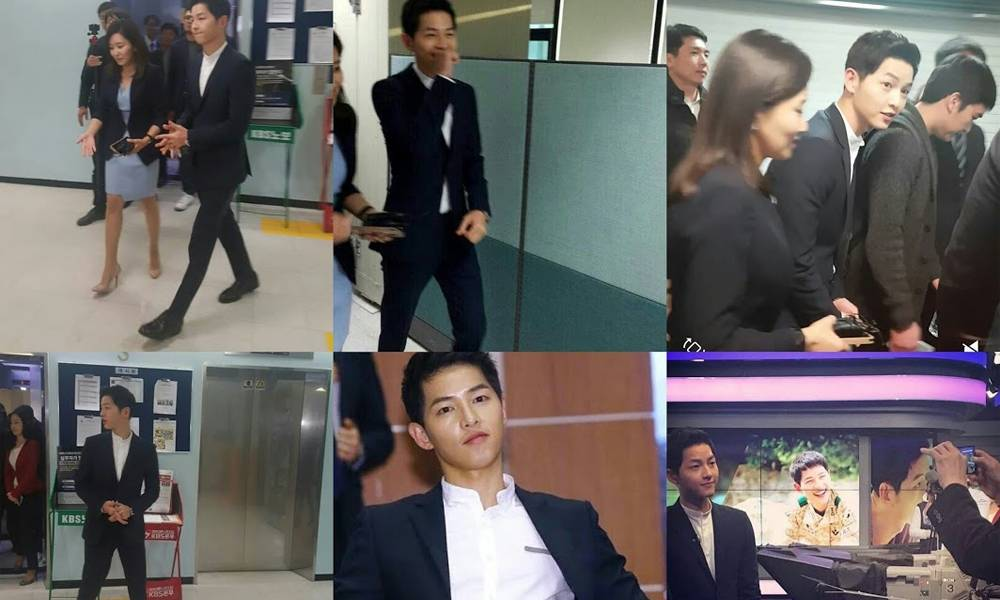 "song joong ki: ""toi chon song hye kyo"" - 2"