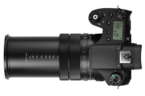 Sony RX10 III, máy ảnh siêu zoom giá 1.500 USD-2