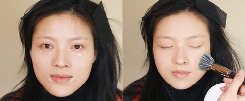 Trang điểm mắt búp bê long lanh - 6
