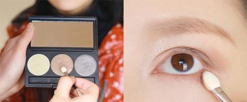 Trang điểm mắt búp bê long lanh - 12
