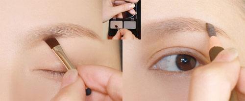 Trang điểm mắt búp bê long lanh - 8