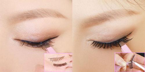 Trang điểm mắt búp bê long lanh - 14