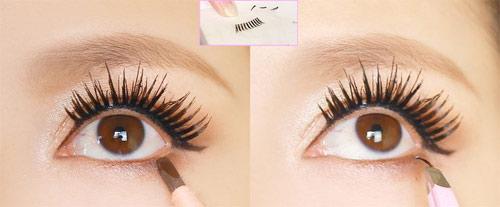 Trang điểm mắt búp bê long lanh - 17