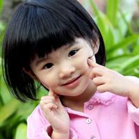 Bé gái lém lỉnh nhà Trương Ngọc Ánh