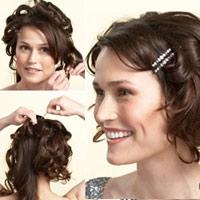 15 kiểu tóc cô dâu hiện đại