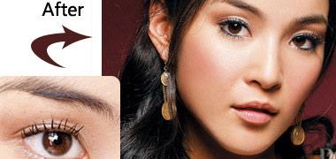 2 cách trang điểm cho mắt to tròn - 1