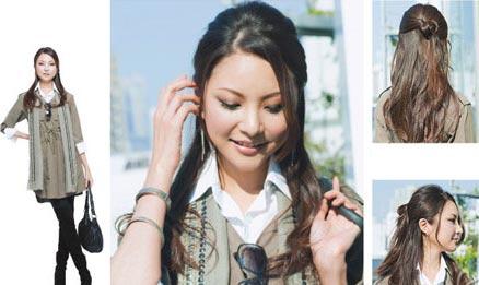 10 kiểu tóc công sở nên thử - 1