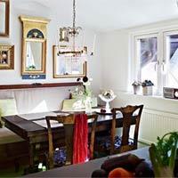 Vẻ đẹp cổ điển và hiện đại trong căn hộ nhỏ