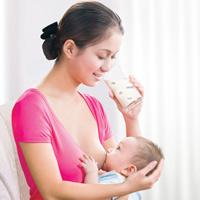 Lợi ích khi trẻ bú sữa mẹ