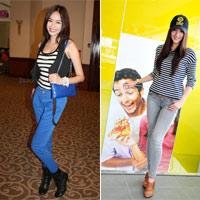 Sao Việt và xu hướng thời trang hè 2011