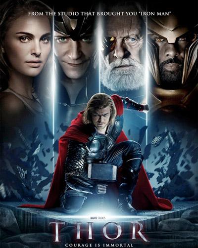 """Phim bom tấn hè 2011: """"Ngập"""" siêu anh hùng - 2"""
