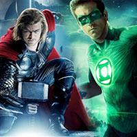 """Phim bom tấn hè 2011: """"Ngập"""" siêu anh hùng"""