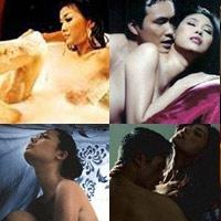 Điểm mặt cảnh nóng để đời của phim Việt