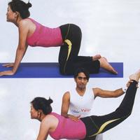 Bài tập yoga chống lão hóa