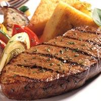 Thịt bò bít tết ngon chưa từng thấy
