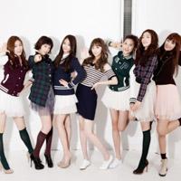 Nhóm nhạc nữ xứ Hàn không dao kéo