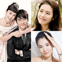 """Những kiều nữ từng """"hạ gục"""" Song Seung Hun"""
