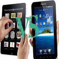 iPad vs Samsung Galaxy Tab: Kẻ tám lạng, người nửa cân