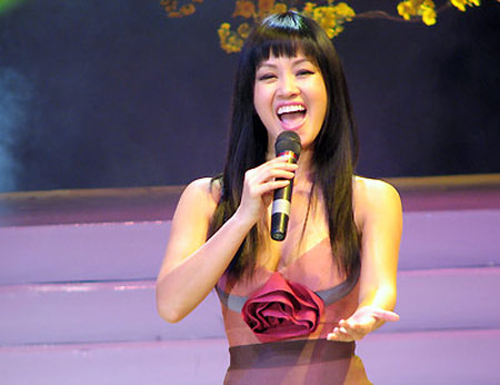 Những nàng họa mi của showbiz Việt - 2