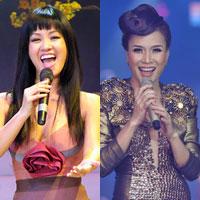 Những nàng họa mi của showbiz Việt