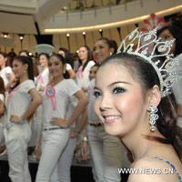 Đẹp rạng ngời nhan sắc chuyển giới Thái Lan