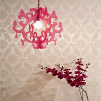 Trang trí nhà bằng đèn treo handmade