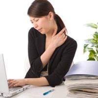Đối phó chứng đau vai, gáy