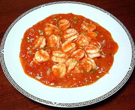 Đậm đà món tôm xốt cà chua - 3