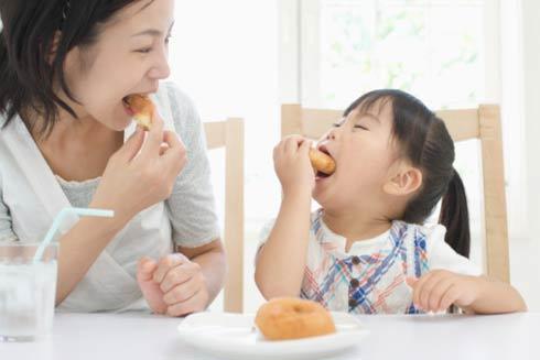 Dinh dưỡng cho trẻ mẫu giáo