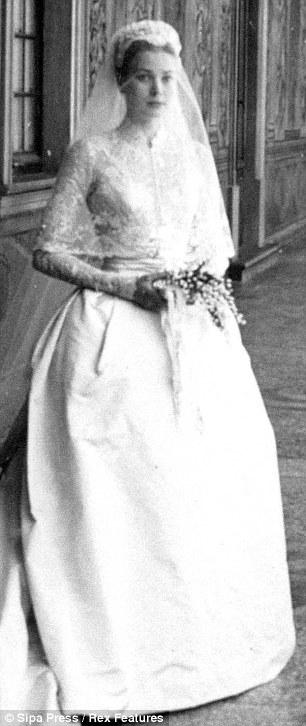 Ngắm trọn váy cưới tân công nương HG Anh - 14