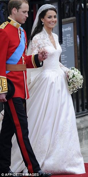 Ngắm trọn váy cưới tân công nương HG Anh - 2