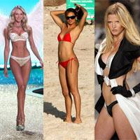 Top 10 người mẫu thu nhập cao nhất 2011