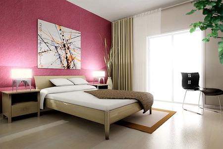 Phòng ngủ đẹp bất ngờ chỉ với... 2 triệu đồng - 2