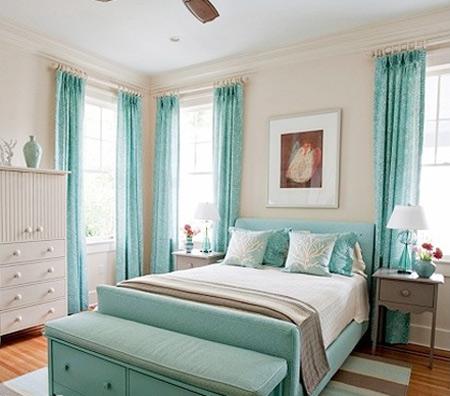 Phòng ngủ đẹp bất ngờ chỉ với... 2 triệu đồng - 6