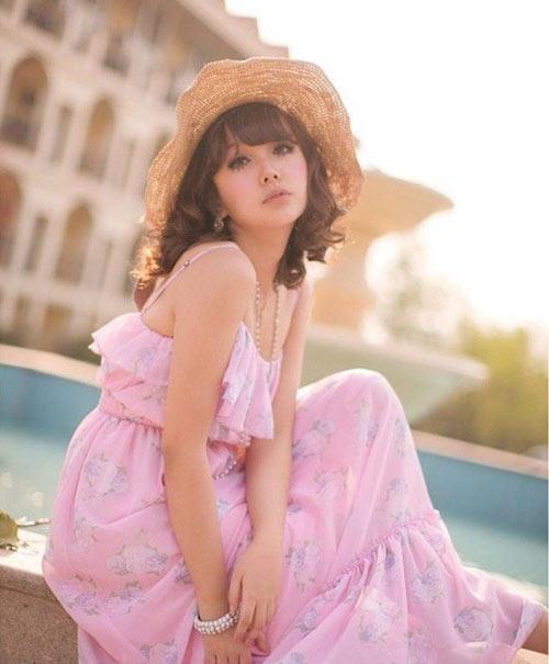 Muôn màu váy maxi đón hè - 1