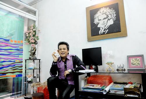 Nhà đầy phong cách của MC Thanh Bạch - 5